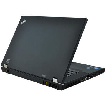 Laptop second hand Lenovo THINKPAD T520 CORE I5 2410M 2.3GHZ up to 2.90GHz  4GB DDR3  500GB HDD DVDRW-INTEL HD GRAPHICS FAMILYS  Webcam