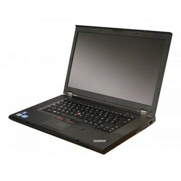 """Laptop second hand Lenovo THINKPAD T530 CORE I5 3320M 2.6GHZ  up to 3.30GHz  4GB DDR3  320GB HDD DVD-INTEL HD GRAPHICS 4000- 15.6"""" Webcam"""