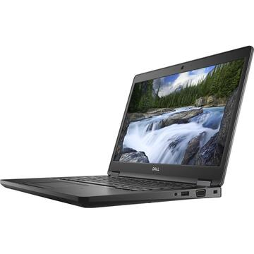 Latitude 14  - 5490 Intel i5-8350U  1.70GHz up to 3.60GHz  8GB DDR4  256GB SSD M2  14.0 inch FHD IPS Anti-Glare WLED Display HD Cam Windows 10 Pro