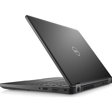 Laptop second hand Dell Latitude 14  - 5490 Intel i5-8350U  1.70GHz up to 3.60GHz  8GB DDR4  256GB SSD M2  14.0 inch FHD IPS Anti-Glare WLED Display HD Cam Windows 10 Pro