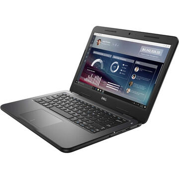 Laptop second hand Dell Latitude 13 - 3310 IntelCore i3-8145U 8GB DDR4  256GB  SSD PCIe M.2 NVMe  13.3 inch HD AG Non-Touch Display Windows 10 Pro