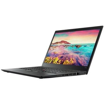 Laptop second hand Lenovo THINKPAD T470P Intel Core i5-7440HQ 2.80GHz up to 3.80 GHz   8GB DDR4 240GB SSD 14inch Webcam
