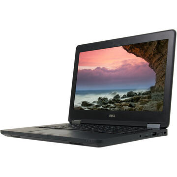 Latitude E5270 Intel Core i5-6300U  2.40 GHz up to 3.00 GHz 8GB 128GB SSD 12.5 inch  Webcam
