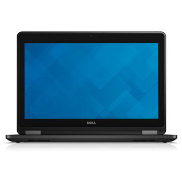 Laptop second hand Dell Latitude E7270 Intel Core i7-6600U  2.60 GHz up to 3.40 GHz  16GB DDR4 512GB SSD 12.5inch Webcam
