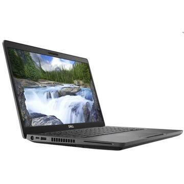Laptop second hand Dell Latitude  5400 Intel Core i5-8265U 1.60GHz up to 3.90GHz  8GB DDR4 256GB PCIe M.2 NVMe 14inch FHD Webcam Nordica iluminata Windows 10 PRO