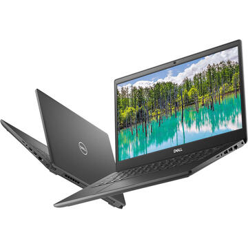 Laptop second hand Dell Latitude 3410 Intel Core i5-10210U   1.60GHz up to   4.20GHz  8GB DDR4 256GB PCIe M.2 NVMe UK iluminata FHD 14inch Webcam Win 10 PRO