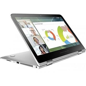 Laptop second hand HP Spectre X360 Intel® Core™ i7-6500U CPU 2.50GHz up to 3.00GHz 8 GB RAM DDR4 512GB SSD 13.3 inch 1920x1080 Webcam