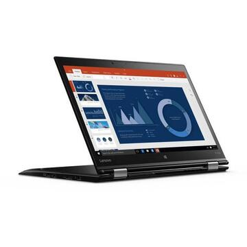 Laptop second hand Lenovo X1 Yoga Intel Core i7-6500U 2.50GHz up to 3.10GHz 8Gb DDR4 512 GB 14 inch 2560x1440 TouchScreen Webcam