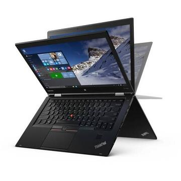 X1 Yoga Intel® Core™ i7-6600U 2.60GHz up to 3.50GHz 16 Gb DDR4 256GB SSD 14 inch 1920x1080 TouchScreen Webcam
