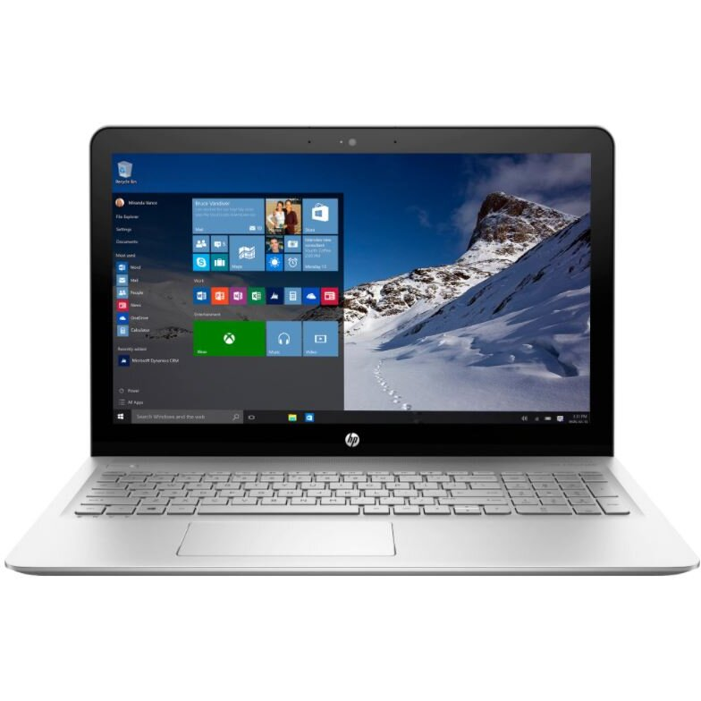 Laptop second hand Envy Intel® Core™ i7-6500 2.50GHz up to 3.10GHz 8Gb DDR4 256GB SSD 13.3 inch 1920x1080 Webcam