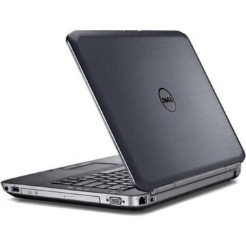 Laptop cu Office Dell Latitude E5430 Intel Core i5-3320M 2.60GHz up to 3.30GHz 4GB DDR3 320GB HDD Webcam 14inch Soft Preinstalat Windows 10 Home, Microsoft Office 365