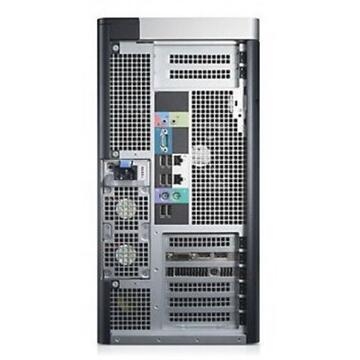 WorkStation second hand Dell Precision Tower T7600 2 Intel Xeon E5-2620 0 2.0GHz up to 2.5GHz 64GB DDR3 2x 3TB HDD Nvidia Quadro 4000 2GB