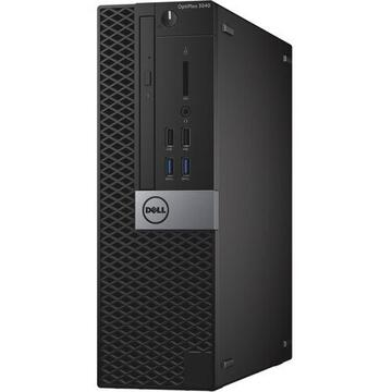 Calculator second hand Dell Optiplex 3040 Intel core i5-6500T 2.5GHz up to 3.10GHz 8GB DDR3 500GB HDD SFF