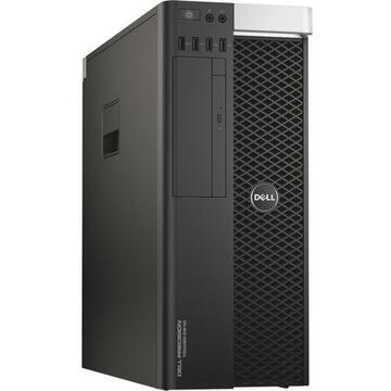 WorkStation second hand Dell Precision T3600 Intel Xeon E5-1620 3.60GHz up to 3.80GHz 32GB DDR3 32GB DDR3 2 X 500GB SSD HDD Nvidia Quadro 4000 2GB DVD