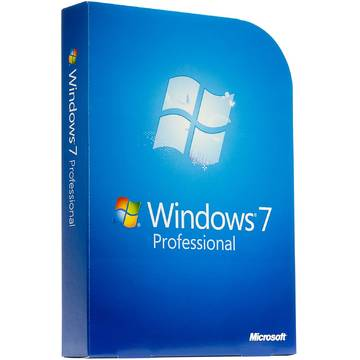 Microsoft Licenta Windows 7 Professional Edition
