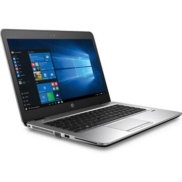 Laptop second hand HP EliteBook 840 G4 Intel Core I5-7200U 2.5 GHz up to 3.1 GHz 8GB DDR4 256GB nVme SSD 14inch FHD TouchScreen Webcam
