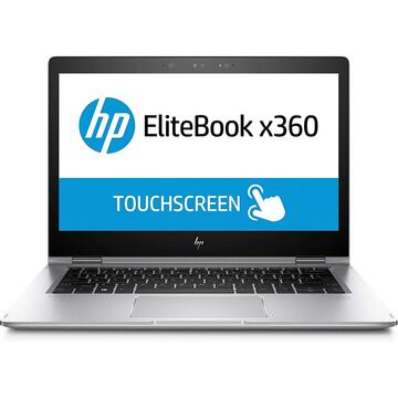 Laptop second hand HP EliteBook x360 G2 Intel Core i5-7300U 2.7GHz up to 3.6GHz 8GB DDR4 256GB nVme SSD 13.3inch FHD Touchscreen Webcam