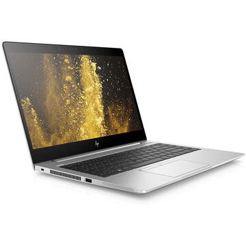 EliteBook 840 G5 Intel Core i5-8350U 1.7GHz up to 3.6GHz 16GB DDR4 256GB nVme SSD 14inch FHD Webcam