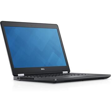 Latitude E5470 Intel Core i7-6820HQ 2.7GHz up to 3.6GHz 16GB DDR4	256GB SSD 14inch FHD Webcam