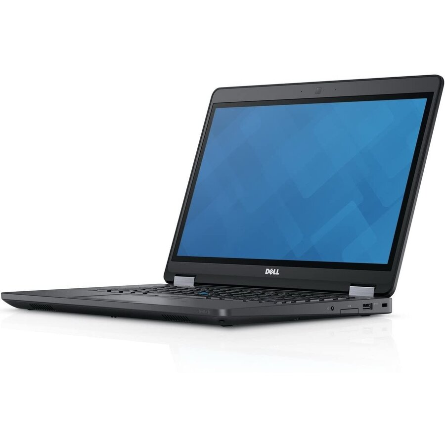 Laptop second hand Latitude E5470 Intel Core i7-6820HQ 2.7GHz up to 3.6GHz 16GB DDR4	256GB SSD 14inch HD Webcam