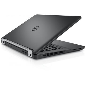 Laptop second hand Dell Latitude E5470 Intel Core i7-6820HQ 2.7GHz up to 3.6GHz 16GB DDR4	256GB SSD 14inch HD Webcam