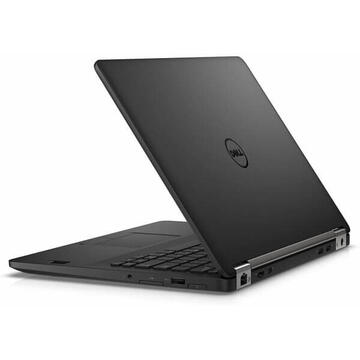 Laptop second hand Dell Latitude E7470 Intel Core i7-6600U 2.60GHz up to 3.40GHz 8GB DDR4 256GB m2Sata SSD 14inch FHD 1920x1080 Webcam
