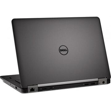 Laptop second hand Dell Latitude E7270 i5-6300U 2.40GHz up to 3.00GHz 8GB DDR4 256GB m.2 SSD 12.5 inch HD Webcam