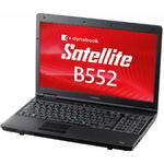Satellite B552/F Intel Core i3 - 2370M CPU 2.40GHz  4GB DDR3 320GB HDD 15,6inch 1366X768 DVD