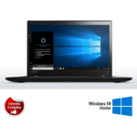 Laptop refurbished Lenovo ThinkPad T460s Intel Core i7 -6600U 2.60GHz up to 3.40GHz 8GB DDR4 256GB SSD 14inch 1366X768 Webcam Soft Preinstalat Windows 10 Home