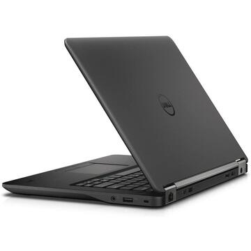 Laptop refurbished Dell Latitude E7270 i5-6300U 2.40GHz up to 3.00GHz 8GB DDR4 256GB m.2 SSD 12.5 inch FHD Webcam Soft Preinstalat Windows 10 Home