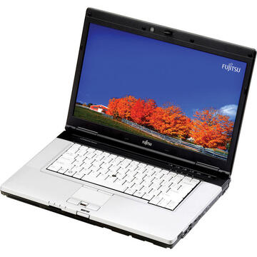 Laptop refurbished Fujitsu LIFEBOOK E780/B Intel® Core™ i5-560M 2.66GHz up to 3.20GHz 4GB DDR3 320 GB HDD 15.6inch 1920x1080  Soft Preinstalat Windows 10 Home