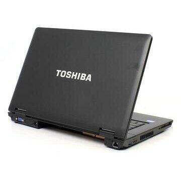 Laptop refurbished Toshiba Satellite B552/F Intel Core i3 - 2370M CPU 2.40GHz 4GB DDR3 320GB HDD 15,6inch 1366X768 DVD  Soft Preinstalat Windows 10 Home