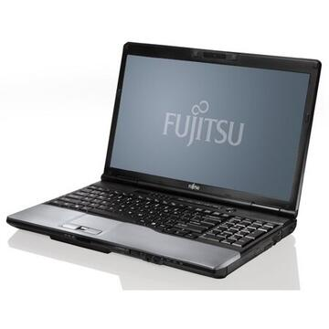 Laptop second hand Fujitsu Lifebook E572/F Intel® Core I5 3340M 2.70Ghz up to 3.40Ghz  4GB DDR3 320 GB HDD 15.6 inch 1366X768 DVD