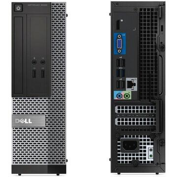 Calculator second hand Dell Optiplex 3020 Intel Core i5-4570 3.20GHz up to 3.60GHz 8GB DDR3 128GB SSD SFF