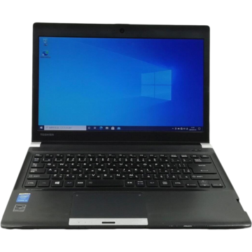 Laptop second hand Toshiba R734/M Intel Core i5-4310M CPU  2.70GHz up to 3.40GHz 4GB DDR3 500GB HDD 13.3 inch 1366X768 Webcam