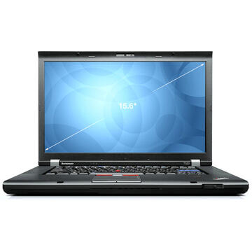 Laptop second hand Lenovo ThinkPad T520 Intel Core I5-2540 2.60GHz up to 3.30GHz 4GB DDR3 320 GB HDD 15.6Inch 1600x900 DVD