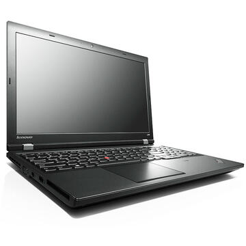 Laptop refurbished Lenovo ThinkPad L540 Intel Celeron 2950M 2.00GHz 4GB DDR3 500GB HDD 15.6inch 1366X768 DVD Webcam Soft Preinstalat Windows 10 Professional