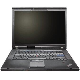 Laptop second hand Lenovo ThinkPad T400 Intel Core 2 Duo CPU T9400 2.53Ghz 4GB DDR3 320GB HDD 15.4 Inch 1440X900 DVD