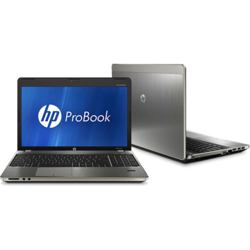 Laptop second hand HP ProBook 4530S Intel Core I5-2430M 2.40Ghz up to 3.00GHz 4GB DDR3 500GB HDD 15.6inch 1366x768 Webcam DVD