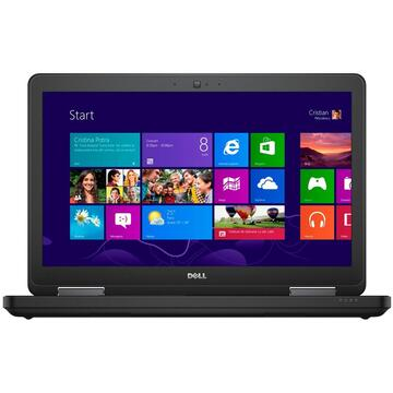 Laptop second hand Dell Latitude E5540 i5-4310U 2.00GHz up to 3.00GHz 4GB DDR3 320GB HDD Sata DVD 15.6inch 1366x768 Webcam