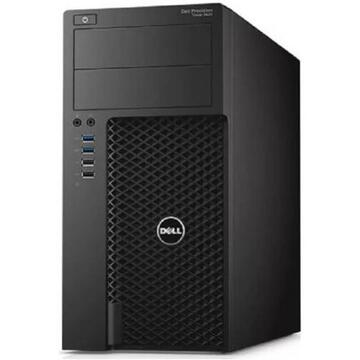 WorkStation second hand Dell Precision T1700 Intel Xeon E3-1241 V3 3.50GHz up to 3.90GHz 8GB DDR3 500GB HDD placa video 1GB Middle Tower