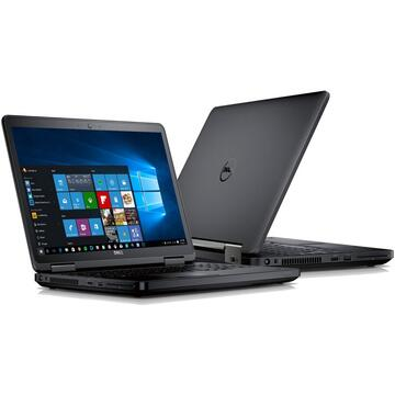 Laptop second hand Dell Latitude E5450 i5-5300U CPU @ 2.30GHz up to 2.90 GHz 4GB DDR3 500GB HDD 14inch 1366x768 Webcam