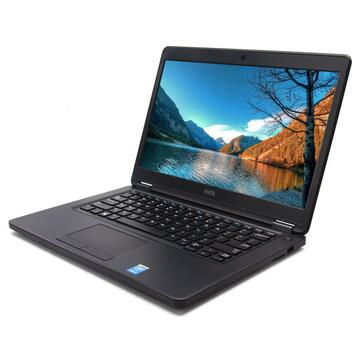 Laptop second hand Dell Latitude E5450 Intel Core i5-4300U 1.90GHz up to 2.90GHz 8GB DDR3 500GB HDD 14inch 1366x768