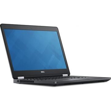 Laptop second hand Dell Latitude E5470 Intel Core i5-6300HQ 2.30GHz up to 3.20GHz 8GB DDR4 250GB NVMe 14inch HD Webcam