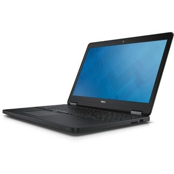 Laptop second hand Dell Latitude E5550 Intel Core i5-5300U 2.30GHz up to 2.90GHz 8GB DDR3 256GB SSD NVIDIA GeForce 830M 15.6inch 1920x1080 Webcam