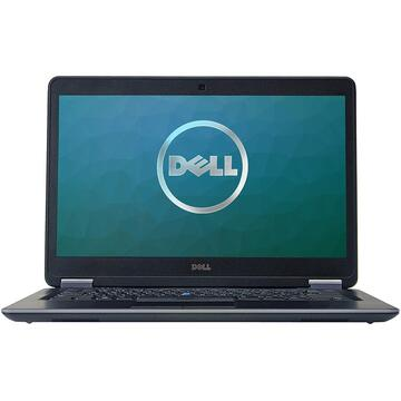 Laptop second hand Dell Latitude E7440 Intel Core i7-4600U 2.10GHz up to 3.30GHz 16GB DDR3 512GB SSD 14inch FHD Touchscreen Webcam