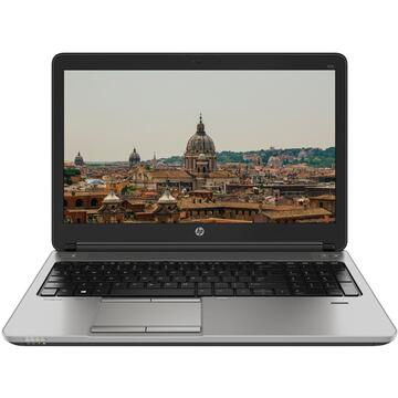 Laptop second hand HP Probook 650 G1Intel Core i5-4210M 2.60GHz up to 3.20GHz 8GB DDR3 320GB HDD DVD 15.6inch FHD 1920X1080  Webcam