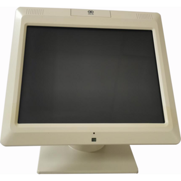 """POS second hand NCR Intel Core i5 4590T 2.00GHz 4GB DDR3 128GB SSD DVD 15"""" Touchscreen"""