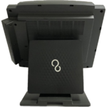 """POS second hand NCR Intel Core i3 4130T 2.90GHz 4GB DDR3 128GB SSD DVD 15"""" Touchscreen"""