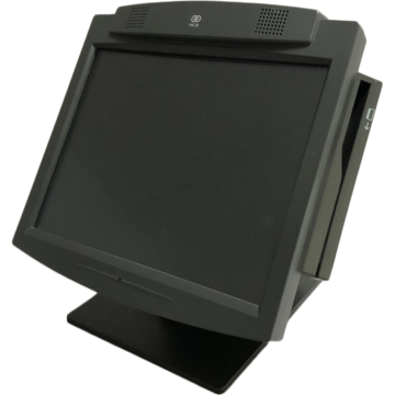"""POS second hand NCR Intel Core i3 4130T 2.90GHz 8GB DDR3 128GB SSD DVD 15"""" Touchscreen"""